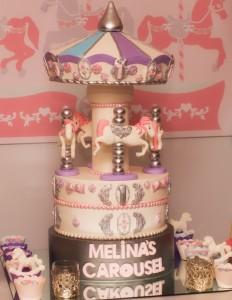Melina'nın Carousel Pastası
